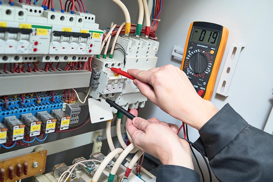 Pomiary instalacji elektrycznej