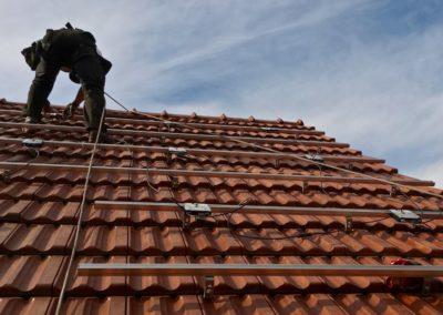 zakladanie optymalizacji SolarEdge na konstrukcje