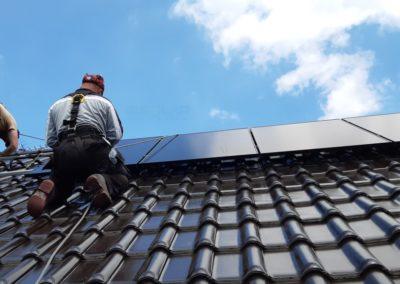 panele słoneczne montaz firma Bisolar