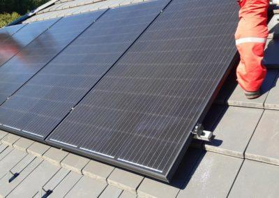 Panele fotowoltaiczne Full Black Bruk-Bet Solar