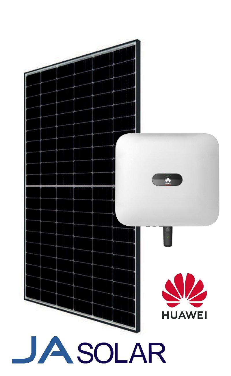 Bisolar_Huawei_JA_Solar