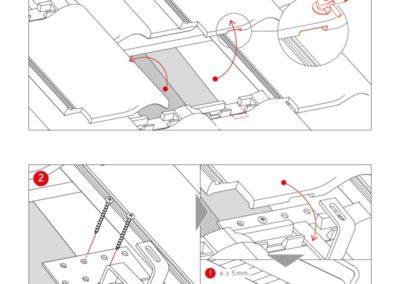konstrukcja wsporcza K2 Base Solid Rail