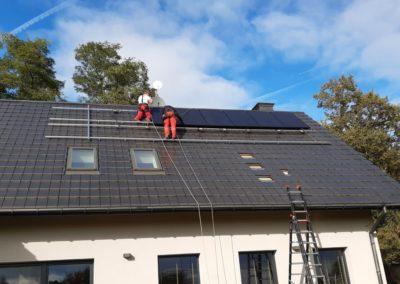 falownik SolarEdge fotowoltaiczna instalacja Bisolar Kraków