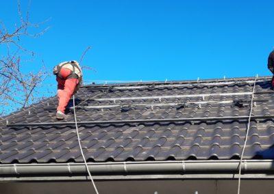 mocowanie optymalizatorow mocy SolarEdge Bisolar Energy