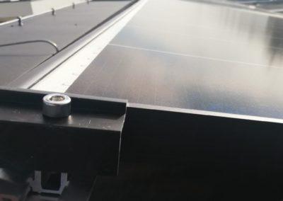 instalacja balastowa k2 bisolar hyundai solaredge